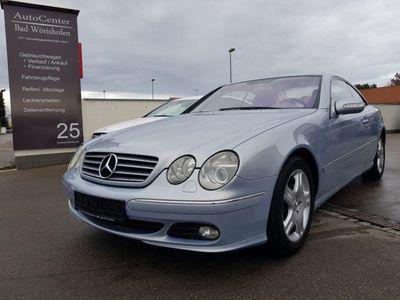 gebraucht Mercedes 500 500 CL-Coupe7G-TRONIC PLUS