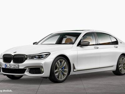 gebraucht BMW M760 760LI XDRIVE Leder LED Navi Keyless AD Kurvenlic