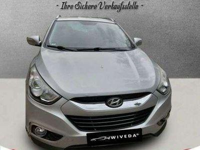 gebraucht Hyundai ix35 2.0 Comfort 2WD Aut. KAMERA~XENON~NAVI~AHK~