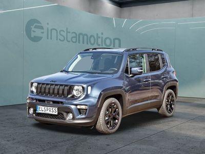gebraucht Jeep Renegade RenegadeLimited NAVI SITZHZ KAMERA BLCKPACK 18''