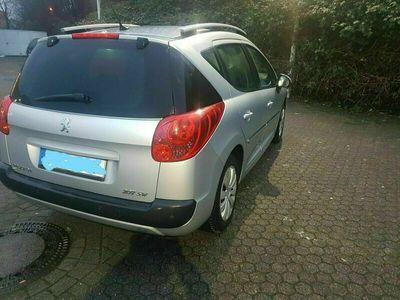 gebraucht Peugeot 207 LPG Tüv 01/2021