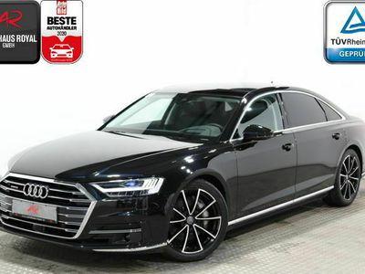 gebraucht Audi A8L 55 TFSI qu NACHTSICHT,LASER,BANG+O,MASSAGE