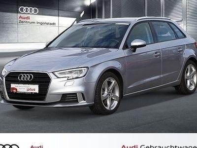 gebraucht Audi A3 Sport Spb. 35 TFSI NAVI+ LED AHK virtual DAB