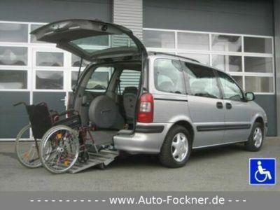 gebraucht Opel Sintra Behindertengerecht Heckumbau absenkbar