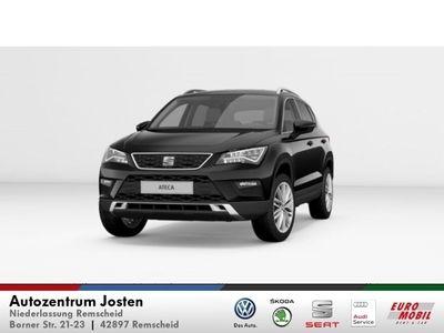 gebraucht Seat Ateca Xcellence 4Drive 2.0 TDI SOFORT LIEFERBAR DSG GARANTIE Panorama
