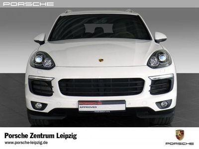 gebraucht Porsche Cayenne Diesel Luftfederung BOSE 20-Zoll