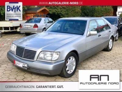 gebraucht Mercedes 500 SEL W140 *Sammlerfahrzeug*