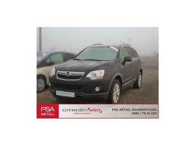 gebraucht Opel Antara 2.2 CDTI 4x4 Aut. Design Edition XENON