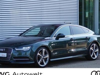 gebraucht Audi A7 Sportback 3.0 TDI quattro Tiptronic,