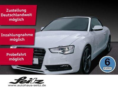 gebraucht Audi A5 Cabriolet Coupé 2.0 TDI clean diesel Xenon Plus Einpar