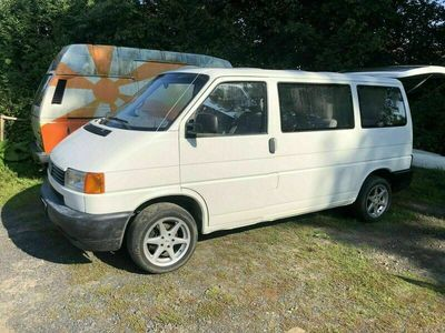 gebraucht VW T4 VW Bus9 Sitzer mit TÜV für Camper Ausbau