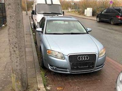 gebraucht Audi A4 2.0 T FSI mit Kamera hinten top preis