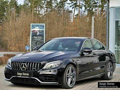 gebraucht Mercedes C63 AMG AMG BURMESTER