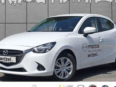 gebraucht Mazda 2 SKYACTIV-G 75 5T 5GS AL-CENTER TOU-P SHZ KLIMA