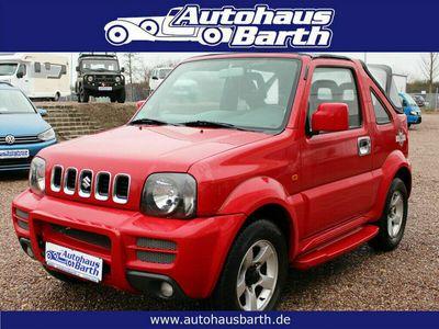 gebraucht Suzuki Jimny * Allrad * ZV mit FB * Radio