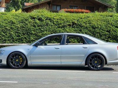 gebraucht Audi A8 4.2 quattro LPG Prins Gasanlage als Limousine in Velbert