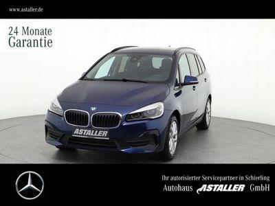 gebraucht BMW 218 Gran Tourer d xDrive Advantage LED+Busin+Nav