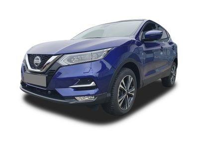 gebraucht Nissan Qashqai N-Connecta 1.3 DIG-T EU6d-T LED-Navi-Kamera-Ikey