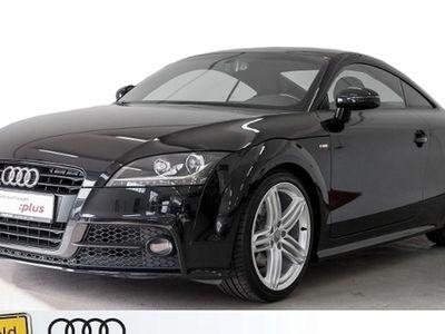 gebraucht Audi TT Coupé Coupe 2.0 TFSI S line, Navi plus,Bose