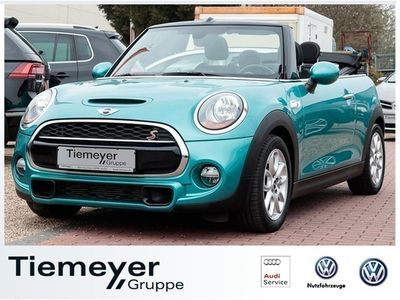 used Mini Cooper S Cabriolet Pepper Navi Harman Kardon