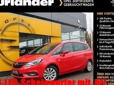käytetty Opel Zafira ON 1.4 Navi-APP SHZ LHZ BT PDC RF-Kam