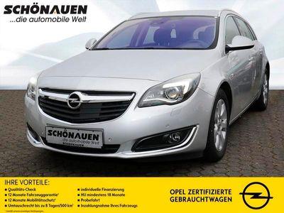 gebraucht Opel Insignia 2.0D ST AUT INNOVATION +AGR+NAVI+BIX+BT
