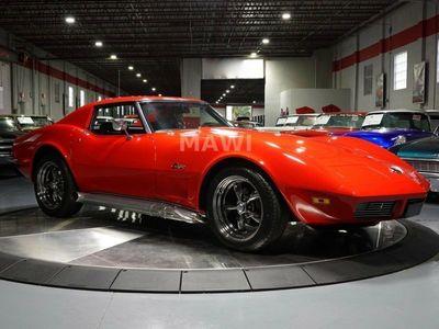 gebraucht Corvette C3 L82 4Gang Schalter Matching Numbers
