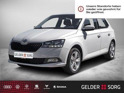 gebraucht Skoda Fabia 1.0 TSI 70 kW Cool Plus Klima*Alu*Bluetooth