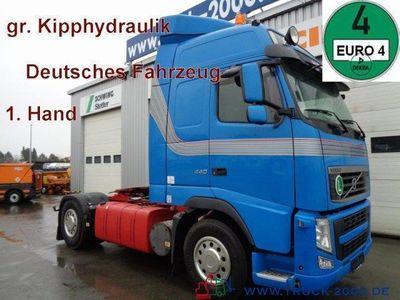 gebraucht Volvo 440 FH GlobetrotterXL Kipphydraulik DeutscherLKW