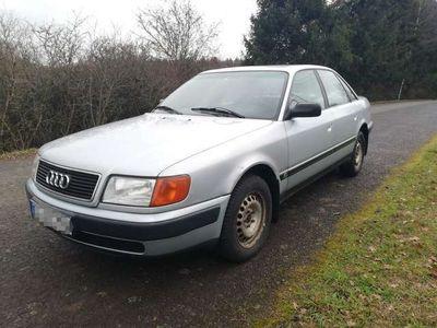 gebraucht Audi 100 2.3 E Benz. Autom. 09/1991 184.200km fahrbereit