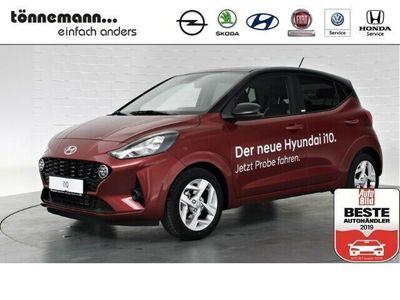 gebraucht Hyundai i10 Intro Edition, Navi, Bluelink, Lenkradheizung, Rückfahrkamera