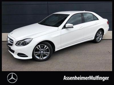 gebraucht Mercedes E350 BlueTec 4matic Avantgarde **COMAND/Standhz
