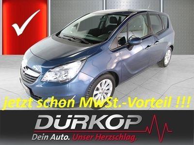 gebraucht Opel Meriva B drive 1.4 Turbo PDC v+h*Klimaautom*Wint