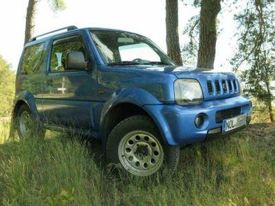 gebraucht Suzuki Jimny 1.3