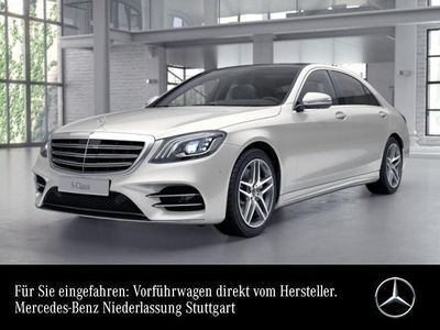 gebraucht Mercedes S400 d 4M AMG Fondent 360° Pano Multibeam COMAND