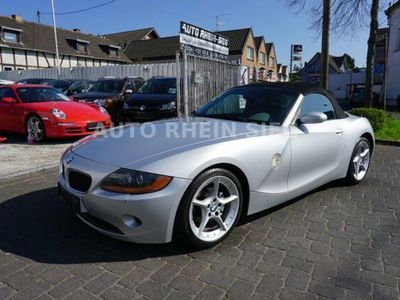 gebraucht BMW Z4 2.5i Leder / Klima / TÜV 12/2020 !!!!