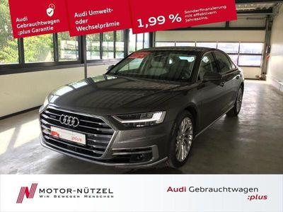 käytetty Audi A8L 50 TDI QU 5J.G+MATRIX+NAVI+PANO+B&O+HuD