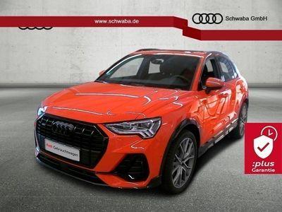 "gebraucht Audi Q3 S line 45 TFSI qu. *PANO*MATRIX*VIRTUAL*20""*"