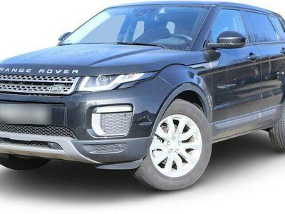 gebraucht Land Rover Range Rover evoque Range Rover Evoque TD4 SE SHZ PDC KLIMA