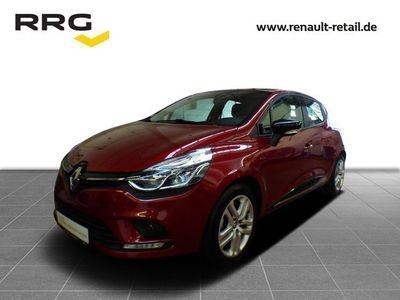 gebraucht Renault Clio IV IV 1.2 16V 75 Limited Navi + Sitzheizung !!