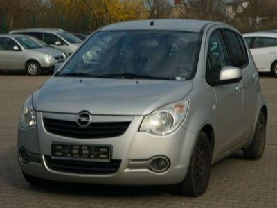 gebraucht Opel Agila B 1.2 Edition