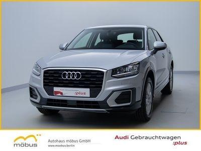 gebraucht Audi Q2 30 TFSI Design 6-GA*DAB*GRA*SHZ*PDC*BT*MFL