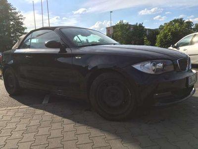 gebraucht BMW 125 Cabriolet Serie 1 E88 Cabrio