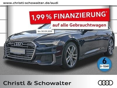 gebraucht Audi A6 Avant 50 3.0TDI quattro Navi ACC 8-G-Autom.
