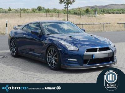 gebraucht Nissan GT-R Premium Edition *Scheckheft*NavI*Leder*