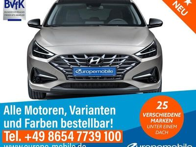 gebraucht Hyundai i30 Kombi N Line 1.6 CRDi 136 48V-Mildhybrid iMT (D4)