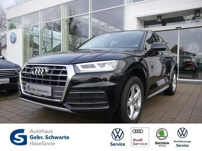 gebraucht Audi Q5 40 TDI S-tronic Sport quattro AHK Pano LED