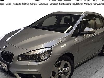 gebraucht BMW 218 Active Tourer d Sport Line Automatik   EURO 6