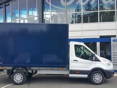 gebraucht Ford Transit FT 350 L4 EK Trend #KOFFER#FGS#, Tageszulassung, bei MGS Motor Gruppe Sticht GmbH & Co. KG