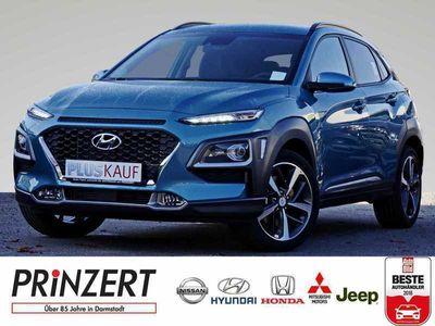 gebraucht Hyundai Kona 1.6 T-GDI 7-DCT 4WD 'Premium' Navi